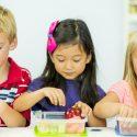 E important să alegem un meniu corect si echilibrat pentru cei mici!
